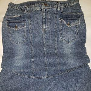 Dresses & Skirts - Women's Jean Skirt